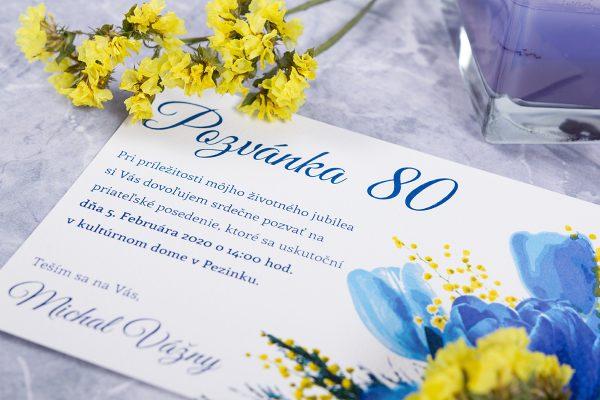 pozvanky na oslavu jubilea 80tka