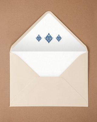 Vnútro obálky bez mien