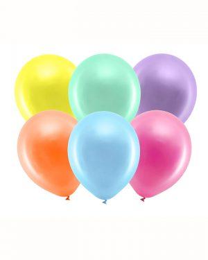 Párty balóny mix farieb 10ks